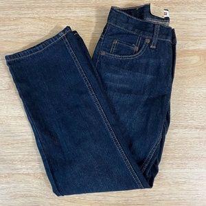 NWT Levi's 505 Straight Leg Jeans 25x25